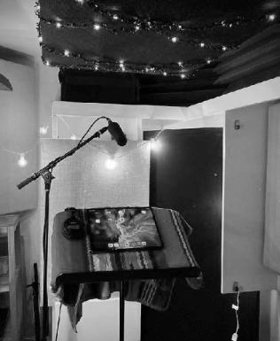 Carson Beck Voiceover Studio Image01